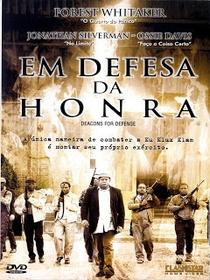 Em Defesa da Honra - Poster / Capa / Cartaz - Oficial 3
