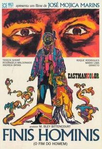 Finis Hominis - O Fim do Homem - Poster / Capa / Cartaz - Oficial 1