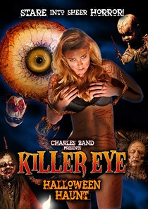 Killer Eye: Halloween Haunt - Poster / Capa / Cartaz - Oficial 2