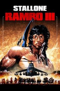 Rambo III - Poster / Capa / Cartaz - Oficial 7
