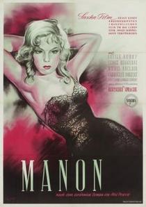 Manon - Anjo Perverso - Poster / Capa / Cartaz - Oficial 2