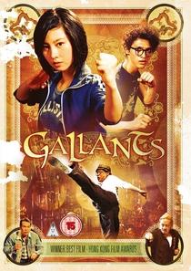 Gallants - Poster / Capa / Cartaz - Oficial 2