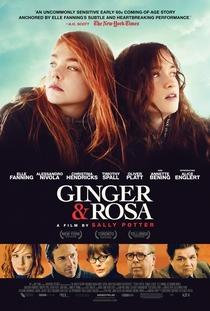 Ginger & Rosa - Poster / Capa / Cartaz - Oficial 2
