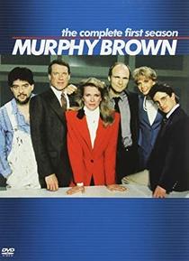 Murphy Brown (1ª Temporada) - Poster / Capa / Cartaz - Oficial 1