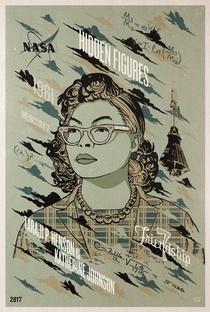 Estrelas Além do Tempo - Poster / Capa / Cartaz - Oficial 6