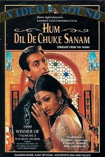 Hum Dil De Chuke Sanam - Poster / Capa / Cartaz - Oficial 5