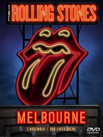 Rolling Stones - Melbourne 2014 - Poster / Capa / Cartaz - Oficial 1