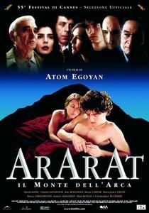 Ararat - Poster / Capa / Cartaz - Oficial 4