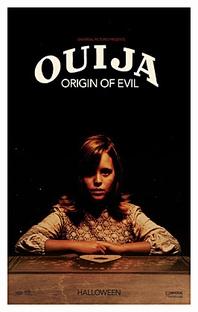 Ouija: Origem do Mal - Poster / Capa / Cartaz - Oficial 3