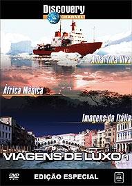 Discovery Channel - Viagens de Luxo - Poster / Capa / Cartaz - Oficial 1