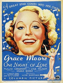 Uma Noite de Amor - Poster / Capa / Cartaz - Oficial 1