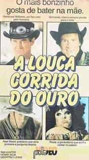 A Louca Corrida do Ouro - Poster / Capa / Cartaz - Oficial 2