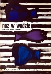 A Faca na Água - Poster / Capa / Cartaz - Oficial 1