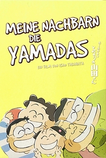 Meus Vizinhos, os Yamadas - Poster / Capa / Cartaz - Oficial 2