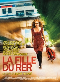 The Girl on the Train - Poster / Capa / Cartaz - Oficial 1