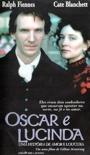 Oscar e Lucinda - Poster / Capa / Cartaz - Oficial 2