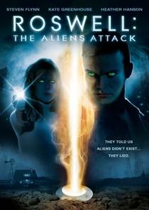 Roswell: Ataque Alienígena  - Poster / Capa / Cartaz - Oficial 1
