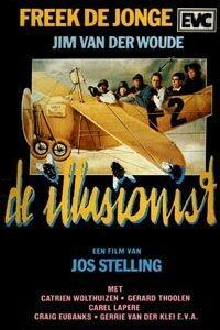 O Ilusionista - Poster / Capa / Cartaz - Oficial 1