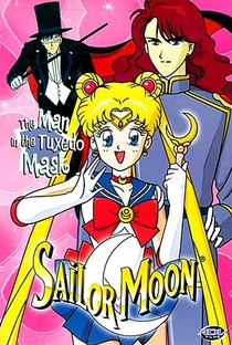 Sailor Moon (1ª Temporada) - Poster / Capa / Cartaz - Oficial 7
