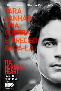 The Normal Heart - Poster / Capa / Cartaz - Oficial 6