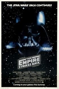 Star Wars: Episódio V - O Império Contra-Ataca - Poster / Capa / Cartaz - Oficial 1