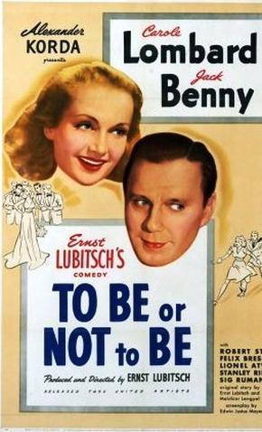 Ser ou Não Ser - 1942   Filmow