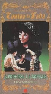 Teatro dos Contos de Fadas: A Princesa e a Ervilha - Poster / Capa / Cartaz - Oficial 2