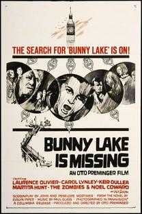 Bunny Lake Desapareceu - Poster / Capa / Cartaz - Oficial 4