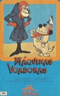 Dick Vigarista & Muttley: Máquinas Voadoras - Poster / Capa / Cartaz - Oficial 2