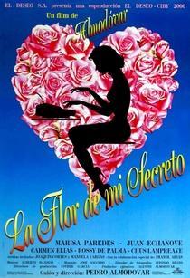 A Flor do Meu Segredo - Poster / Capa / Cartaz - Oficial 1