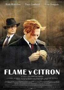 Flame & Citron - Os Resistentes - Poster / Capa / Cartaz - Oficial 1