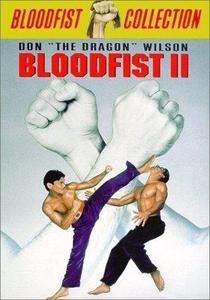 Punhos de Sangue II - Poster / Capa / Cartaz - Oficial 1