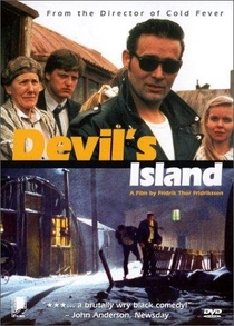 Ilha do Diabo - Poster / Capa / Cartaz - Oficial 1