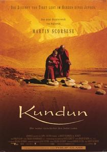 Kundun - Poster / Capa / Cartaz - Oficial 3