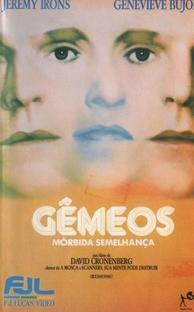 Gêmeos: Mórbida Semelhança - Poster / Capa / Cartaz - Oficial 3
