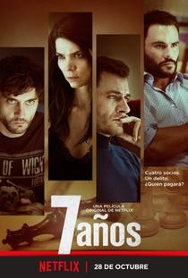 7 anos - Poster / Capa / Cartaz - Oficial 1