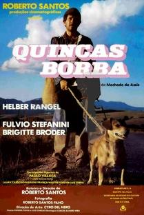 Quincas Borba - Poster / Capa / Cartaz - Oficial 1