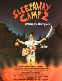 Acampamento Sinistro 2 - Poster / Capa / Cartaz - Oficial 5