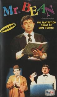 Rowan Atkinson Live - Poster / Capa / Cartaz - Oficial 1