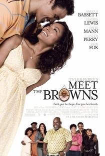Meet The Browns - Poster / Capa / Cartaz - Oficial 1