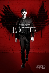 Lucifer (2ª Temporada) - Poster / Capa / Cartaz - Oficial 2