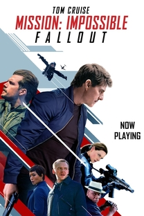 Missão: Impossível - Efeito Fallout - Poster / Capa / Cartaz - Oficial 6