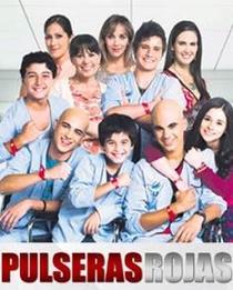 Pulseiras vermelhas - Poster / Capa / Cartaz - Oficial 1