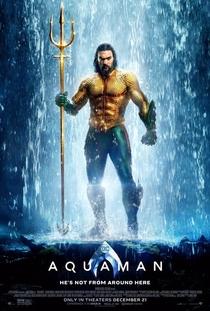 Aquaman - Poster / Capa / Cartaz - Oficial 4