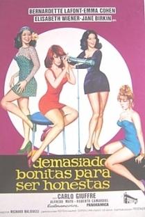 Bonitas demais para serem honestas - Poster / Capa / Cartaz - Oficial 2