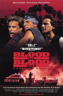 Marcados pelo Sangue - Poster / Capa / Cartaz - Oficial 2