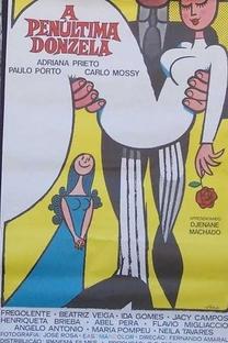 A Penúltima Donzela - Poster / Capa / Cartaz - Oficial 2