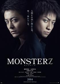Monsterz - Poster / Capa / Cartaz - Oficial 2