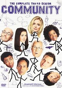 Community (3ª Temporada) - Poster / Capa / Cartaz - Oficial 1