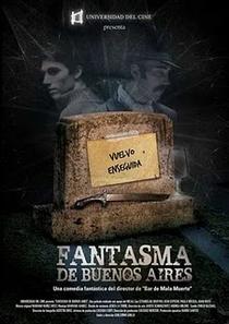 Fantasma de Buenos Aires - Poster / Capa / Cartaz - Oficial 1